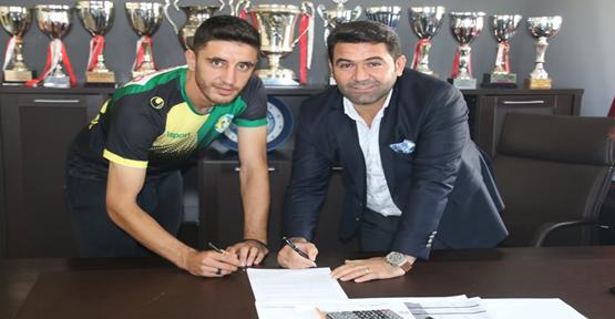 Şanlıurfaspor'a Bir Transfer Daha