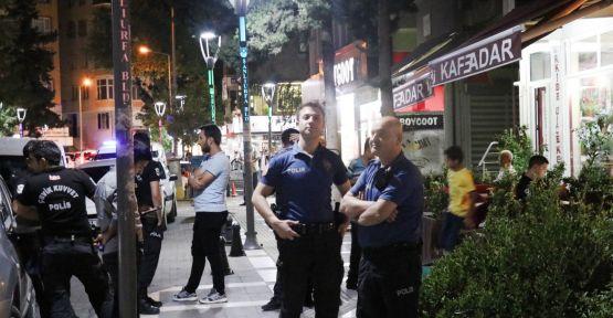 Urfa'da Polis Eğlence Mekânlarını Denetledi