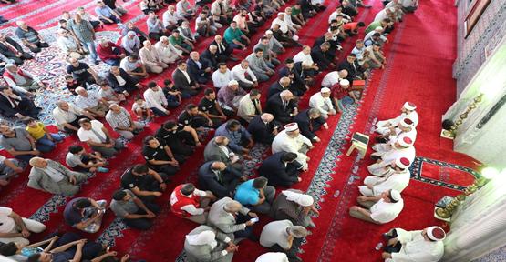 Urfa'da Şehitler İçin Mevlit Okutuldu