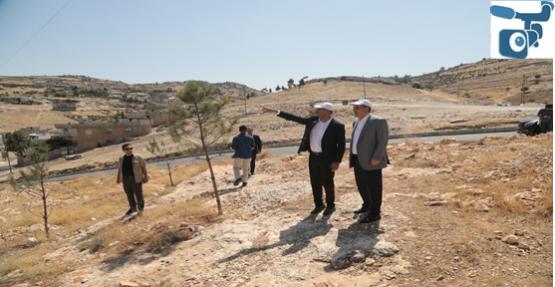 Başkan Beyazgül'den Eyyübiyelilere Müjde: Eyyübiye'ye Yeni Parklar Yapılıyor