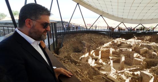 Büyükelçi Önen'in Şanlıurfa ziyareti
