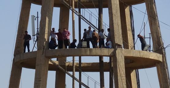 Ceylanpınar'da Toplu İntihar Girişimi