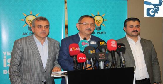 Özhaseki'den Yerel Yönetimler Toplantısı Hakkında Açıklama