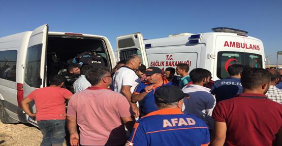 Şanlıurfa'da Kanala Düşen Gencin Cesedine Ulaşıldı