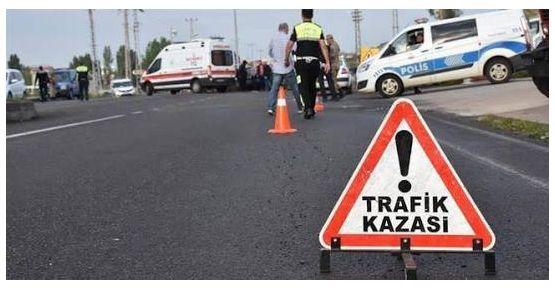 Urfa'da Trafik Kazası 1 Ölü 1 Yaralı