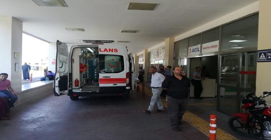Urfa'da Kavga, 6 Yaralı