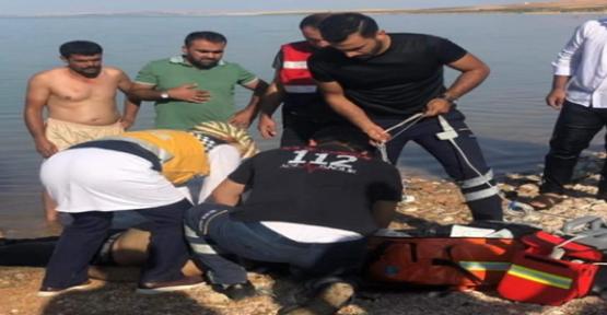 Urfa'da Serinlemek İsterken Boğuldu