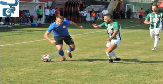 Karaköprü Belediyespor 2-1 Şile Yıldızspor