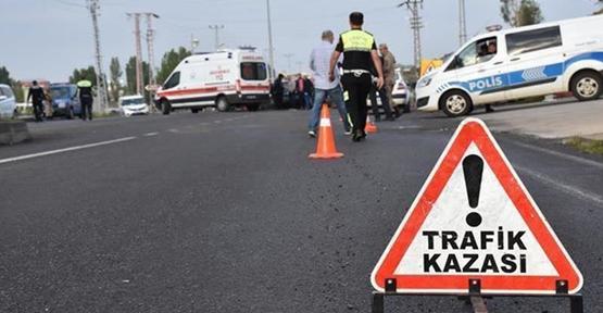Köy Minibüsü Şarampole Devrildi: 10 Ölü, 7 Yaralı