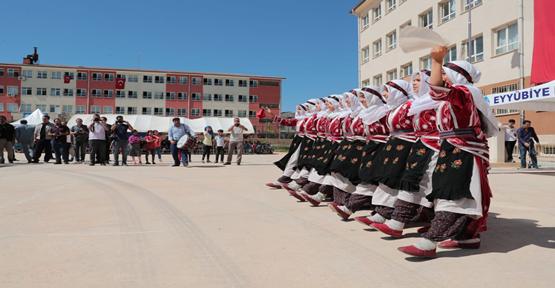 Urfa'da 850 Bin Öğrenci Ders Başı Yaptı...