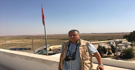 Akçakale'de hain saldırı! Gazeteciler ölümden döndü