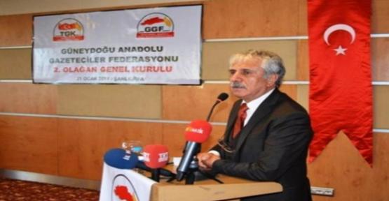 Başkan Gülebak'a Yapılan Saldırıya Kınama