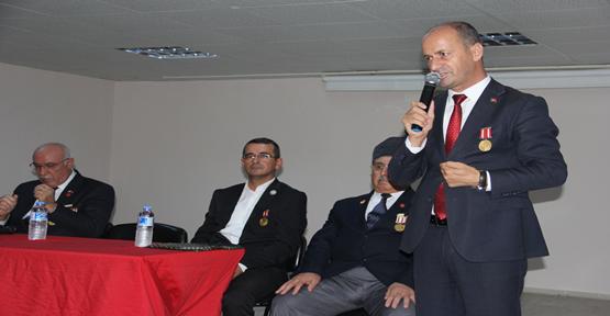Başkan Yavuz'dan Gaziye Yapılan Hakarette Kınama