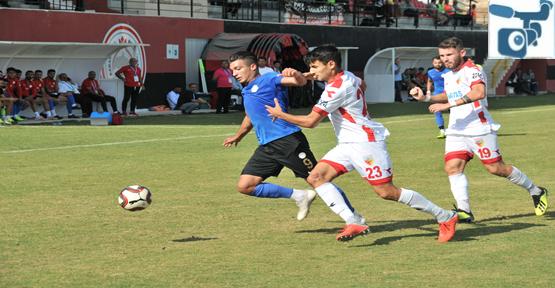 Karaköprü Kızılcabölükspor'u 3-0 Mağlup Etti