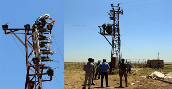 Şanlıurfa'da 6 Sulama Birliğin Elektriği Kesildi