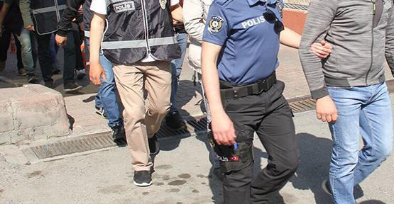 Şanlıurfa'da Operasyon Çok Sayıda Gözaltı Var