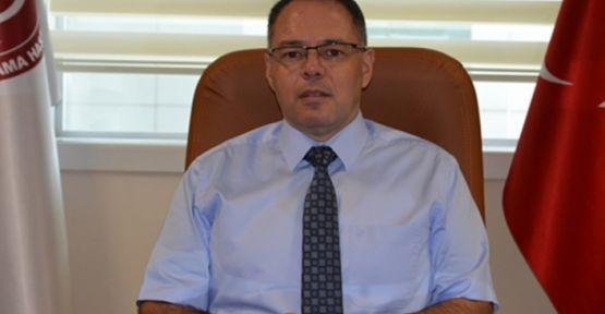 Harran Tıp'ın Başhekimi Altay İstifa Etti