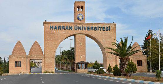 Harran Üniversitesi Rektör Yardımcıları İstifa Etti