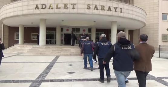 Urfa'da Sosyal Medya Operasyonu, 15 Gözaltı