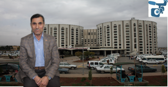 Urfa'da Uzman Doktor Sıkıntısı
