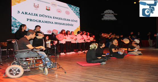 3 Aralık Dünya Engelliler Günü Etkinliklerle Kutlandı