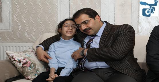 Canpolat: Kardeşlerimizi Engelli Olarak Görmüyoruz
