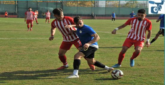 Karaköprü 1-0 Çankaya FK