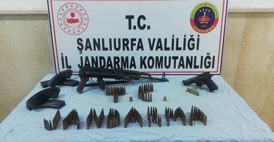 Urfa'da Esrar, Eroin, Tüfek, Tabanca Operasyonu, 6 Tutuklama