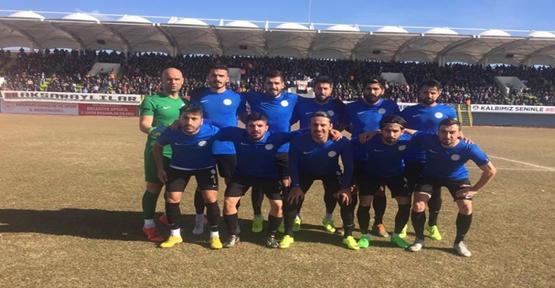 68 Aksarayspor:2 - Karbel Karaköprü Belediyespor'umuz:0