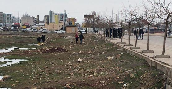 Eyyübiye'de el yapımı patlayıcı bulundu