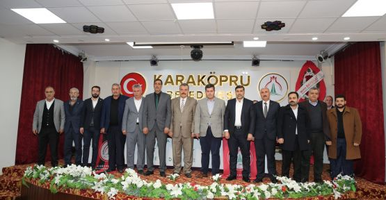 Karaköprü Belediyespor'da Yeni Başkan Ahmet Kenan Kayral Oldu