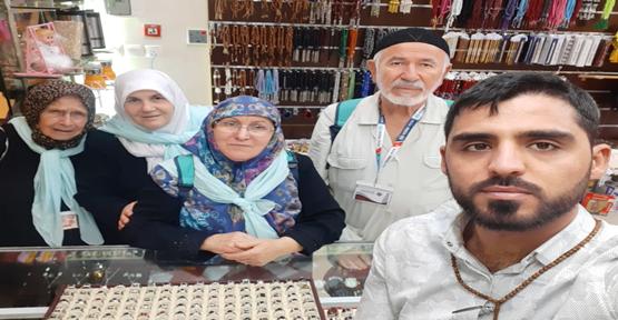 Mekke'de Şehit Ailelerine Büyük İlgi