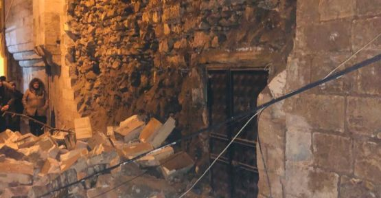 Şanlıurfa'da deprem paniği! Vatandaşlar parklara akın etti