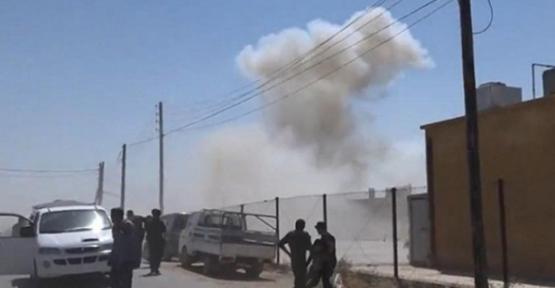 Tel Abyad'da Patlama: Ölü ve Yaralılar Var