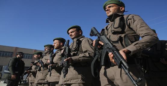 Tel Abyad Polis Teşkilatı Göreve Başladı