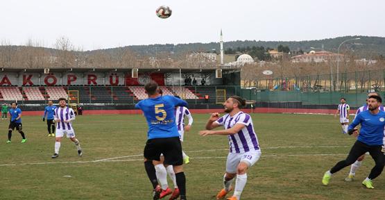 Karaköprü Belediyespor 1-0 Yomraspor