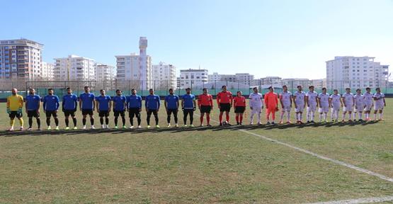 Karaköprü Belediyespor 3-1 Manisaspor
