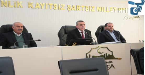 Şubat Ayı Meclis Toplantısı Başladı