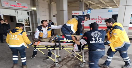Urfa'da Feci Kaza, 1 Ölü, 1 Yaralı