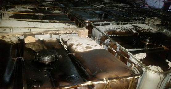 Urfa'da Boru Hattından Petrol Hırsızlığı