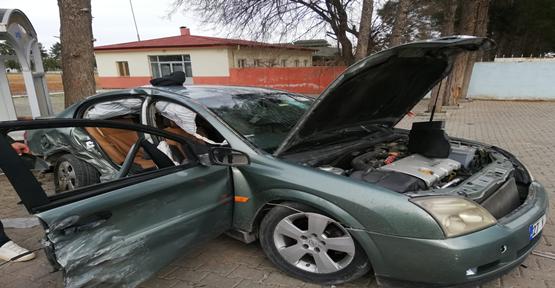 """Urfa""""da Trafik Kazası: 7 Yaralı"""