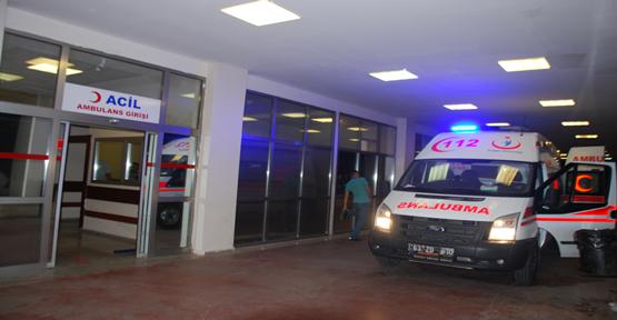 Urfa'da Silahlı Saldırı, 1 Ölü, 1 Yaralı