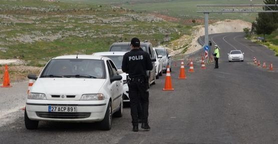 Şanlıurfa'da Yasakları İhlal Edenlere 21 Milyon TL Ceza Yazıldı