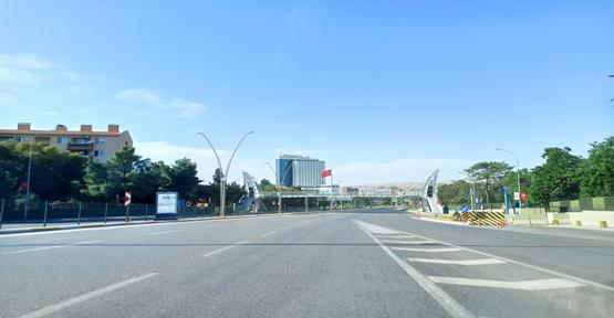 Şanlıurfa'da sokaklar boş kaldı