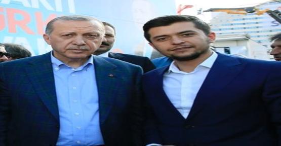 AK Parti'de Gençlik Kolları Başkanı Korkmaz Oldu