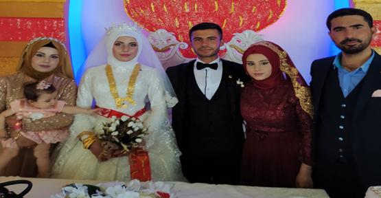 Başkan Alkan Kayabaşı oğlunu evlendirdi
