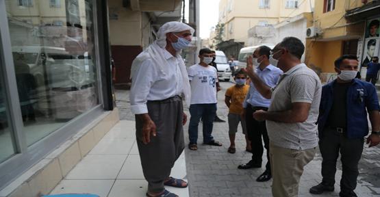 Başkan Kuş, Haleplibahçe'de Esnaf Ve Vatandaşları Dinledi.