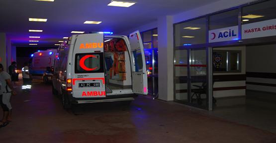 Şanlıurfa'da Otomobil İle Minibüs Çarpıştı, 1 Ölü, 1 Yaralı