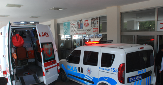 Urfa'da silahlı saldırı, 2 yaralı
