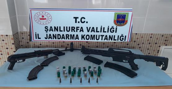 Şanlıurfa'da çete üyelerine operasyon